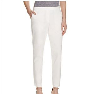 Theory stretch cropped pant